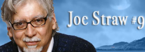 Joe Straw #9 logo