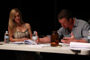 Dusk Rings a Bell Table Read
