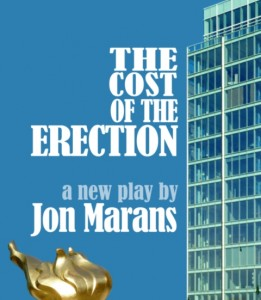 The Cost of the Erection poster