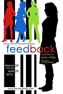 Feedback - Lyric Theatre