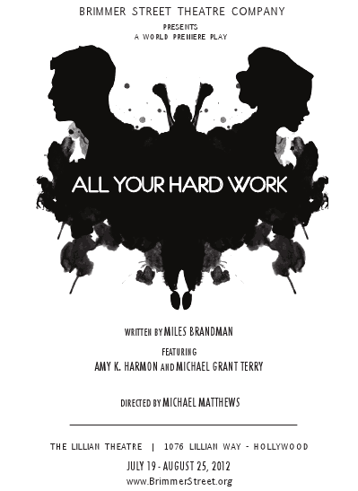 All Your Hard Work - Brimmer Street poster