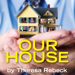 Our House poster - Ken Werther Publicity