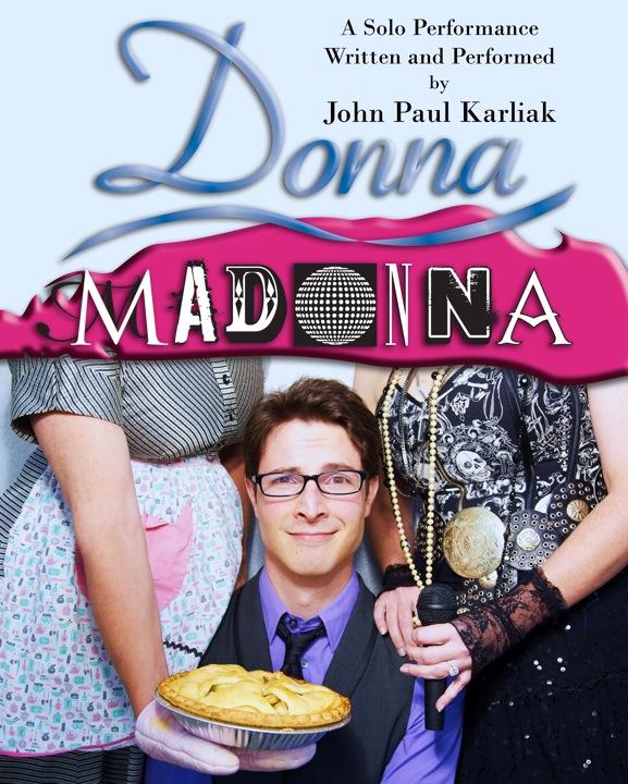 Donna-Madonna Graphic