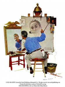Rockwell: Life on a Palette