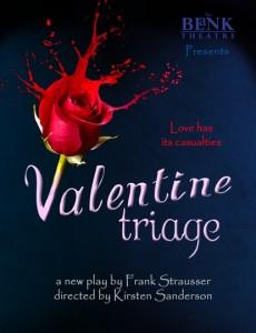 Valentine Triage Poster