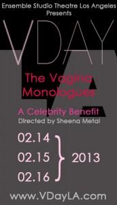 Vagina Monologues 2013 - Logo