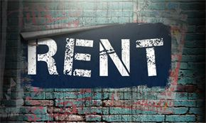 RENT logo-Beyond the Stage