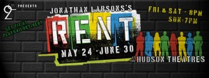 RENT 2Cents Theatre Group