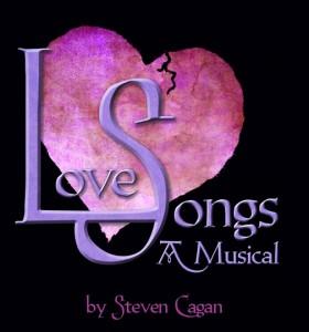 Love Songs a Musical - logo