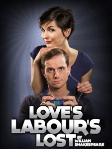 Love's Labour's Lost - Coeurage Poster