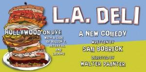 L.A. Deli poster