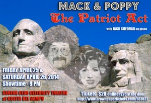 Mack & Poppy - The Patriot Act