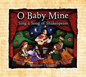 O Baby Mine CD Art