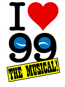 I heart 99 - small logo