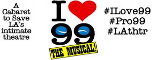 I Heart 99 banner