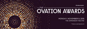 Ovation Awards 2015