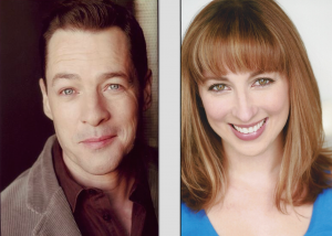 French Stewart and Vanessa Stewart