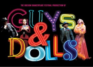 Guys and Dolls - Oregon Shakespeare