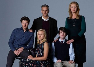 The Family cast - ABC