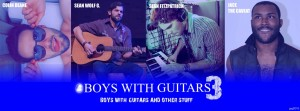 Boys with Guitars 3