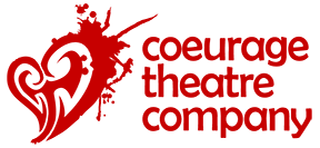 Coeurage Theatre Company 2017 logo