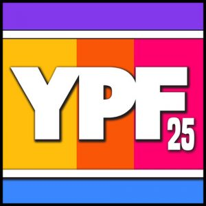 Young Playwrights Festival - 25th anniverary logo