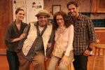 Sarah Sankowich, David Proval, Karen Black, Elijah Kranski